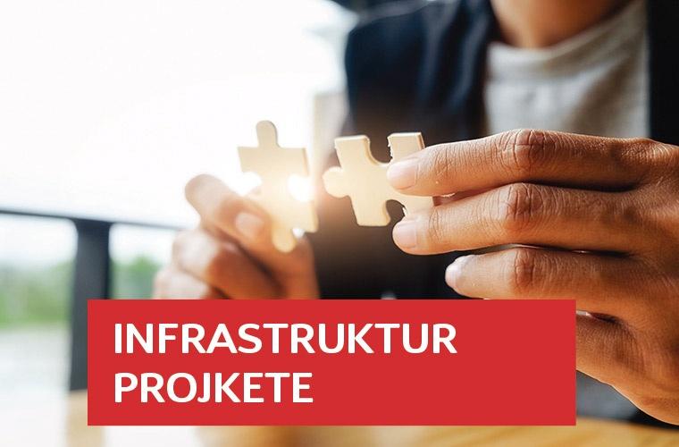 Infrastuktur-Projekte