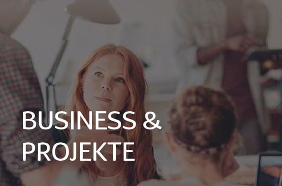 Offene Stellen im Bereich Business und Projekte