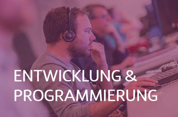 Offene Stellen im Bereich Entwicklung und Programmierung