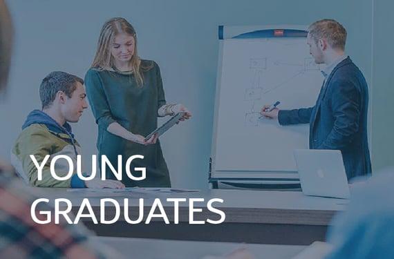 Offene Stellen für junge Absolventen