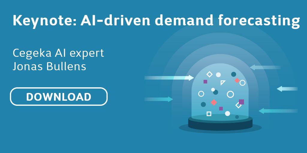 AI-driven demand forecasting