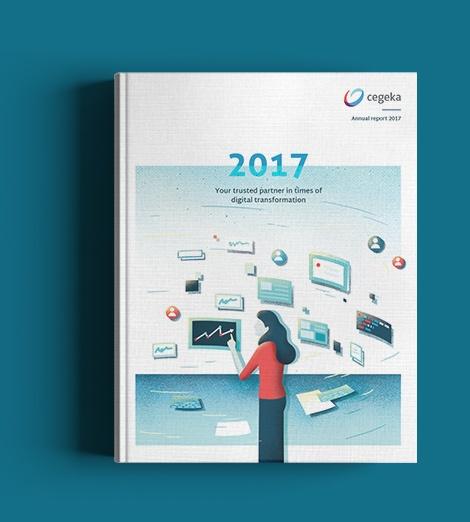 Cegeka Annual Report 2017