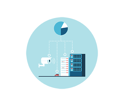 Centralize and combine mobility data from various sources