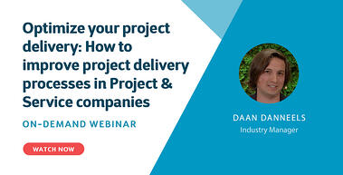 Optimize your project delivery