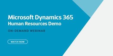 Dynamics 365 Human Resources