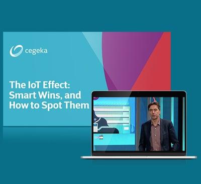 Effect van IoT: Smart wins en hoe u ze kunt herkennen