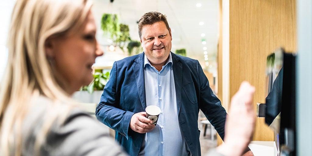 Bart Watteeuw en Femke Jacobs