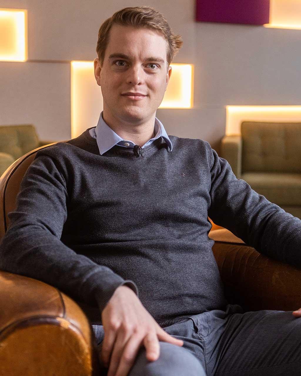 Ilja Van Doorslaer, Project Manager Talenco