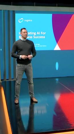 Jan Kesters - Hoe AI uw bedrijf een boost geeft