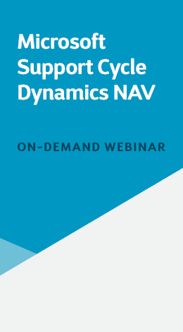 Microsoft Support Cycle Dynamics NAV470x270