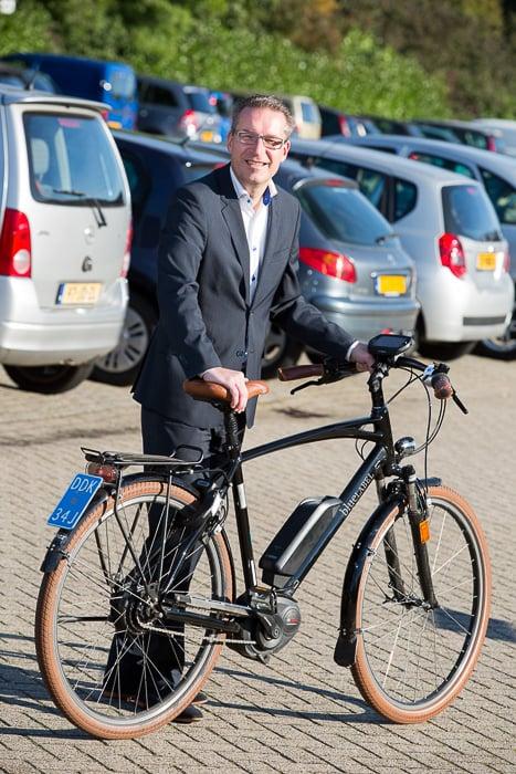 Gertjan-met-fiets