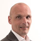 Frank Voskeuil, divisiedirecteur Cyber Security
