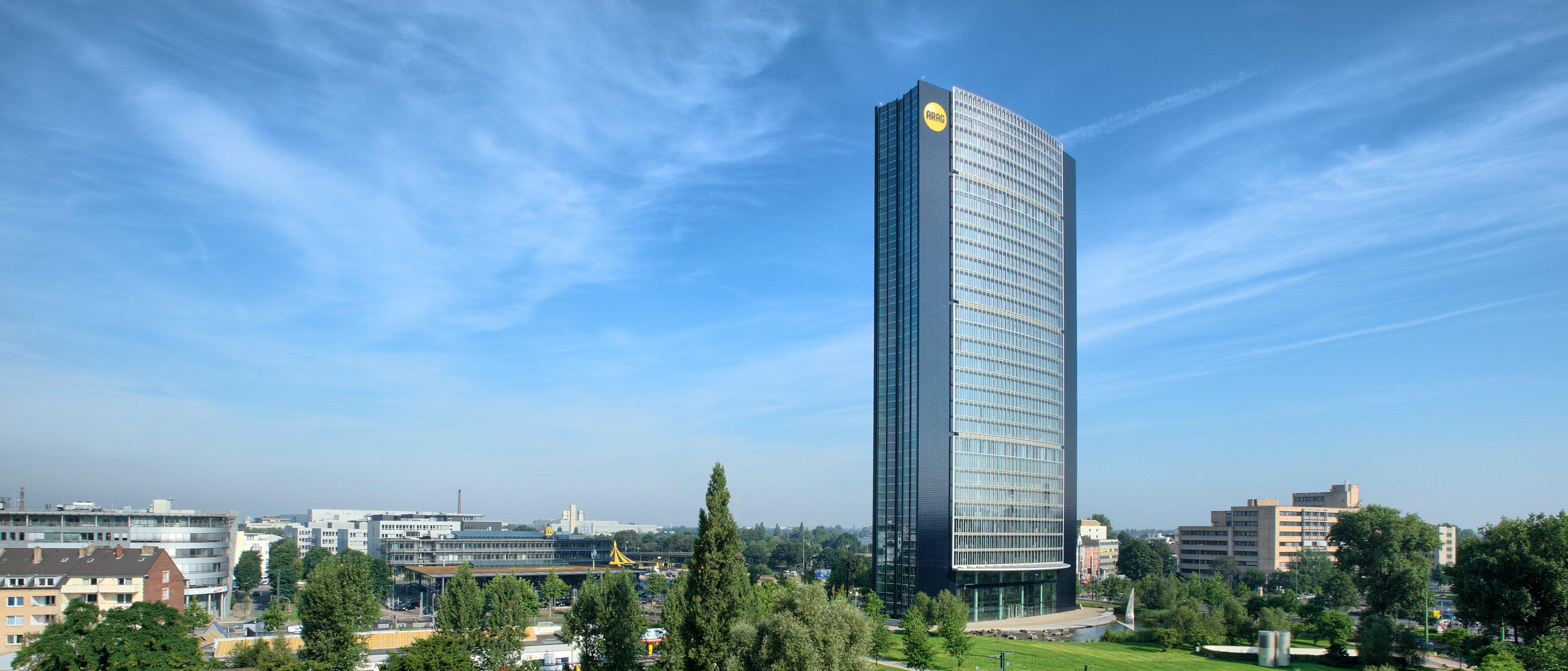 ARAG Tower_umfeld_300dpi