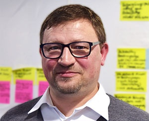 Martin Kleckers, Senior Consultant, Cegeka