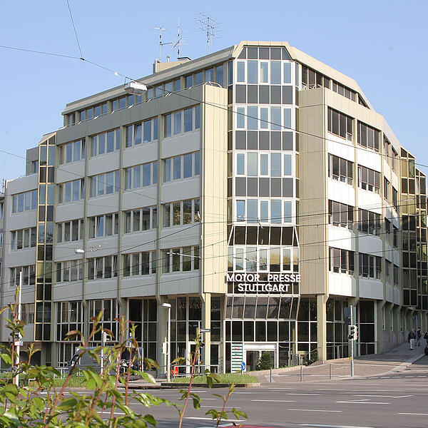 MPS-Redaktionshaus