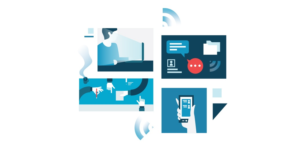Intern efficiënter samenwerken: een gestructureerde aanpak