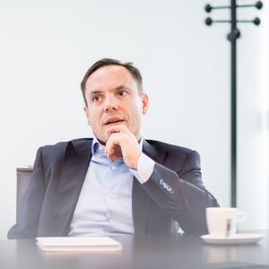 Stijn Bijnens - CEO Cegeka