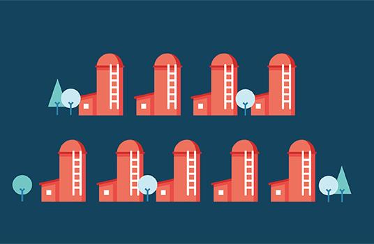 ERP-platform als katalysator: van silo's tot genetwerkte organisatie