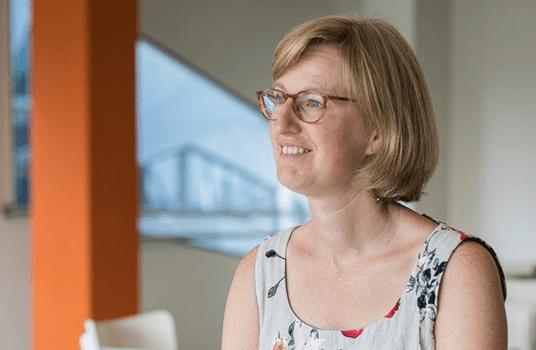 Yvonne Slenders - ROC Nijmegen