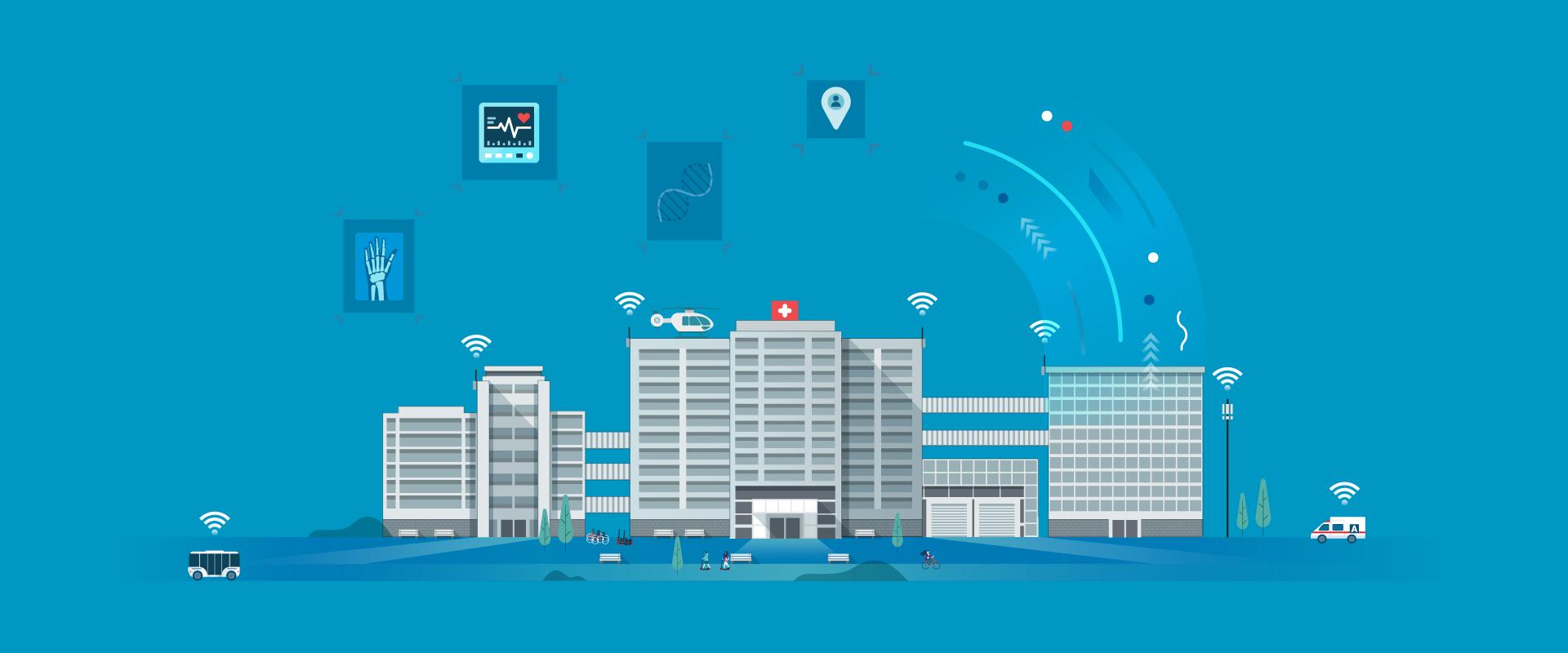 5G maakt nieuwe modellen mogelijk in de gezondheidszorg
