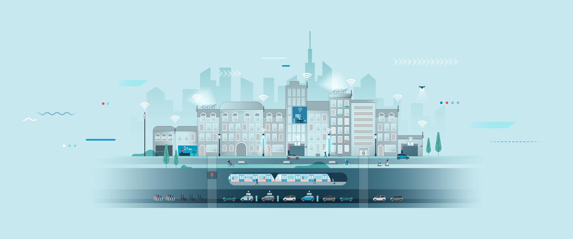 5G in Smart Cities