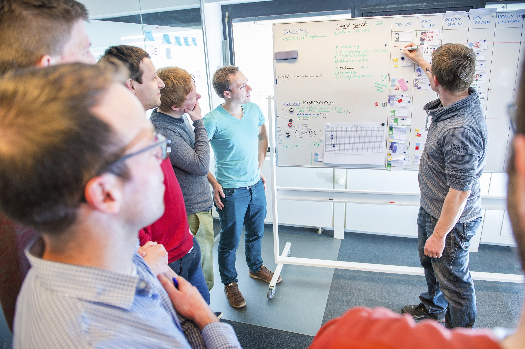 Scrum Agile Software Development