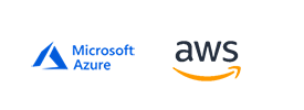Microsoft Azure and AWS