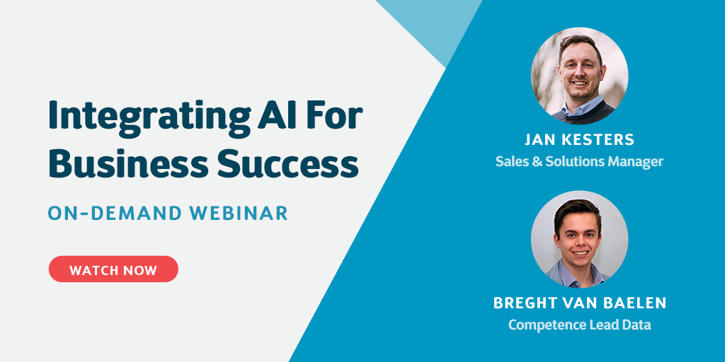 Webinar - Integrating AI for business success