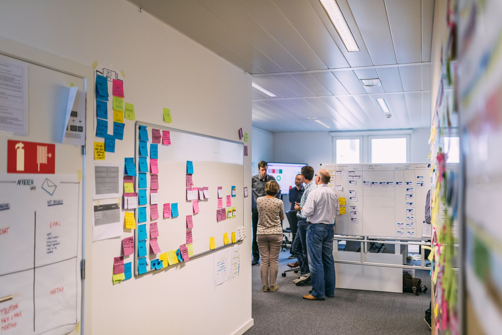 How to transform a classic company into an agile organization