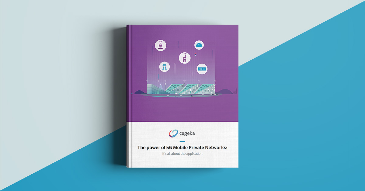 The power of 5G Mobile Private Networks: it's all about the applications