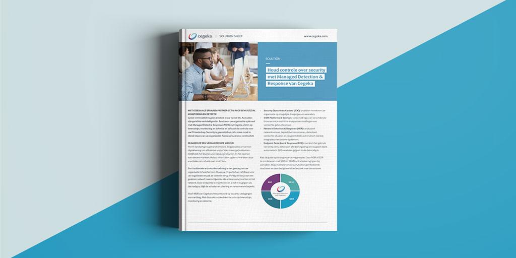 Solutionsheet: Managed Detection & Response