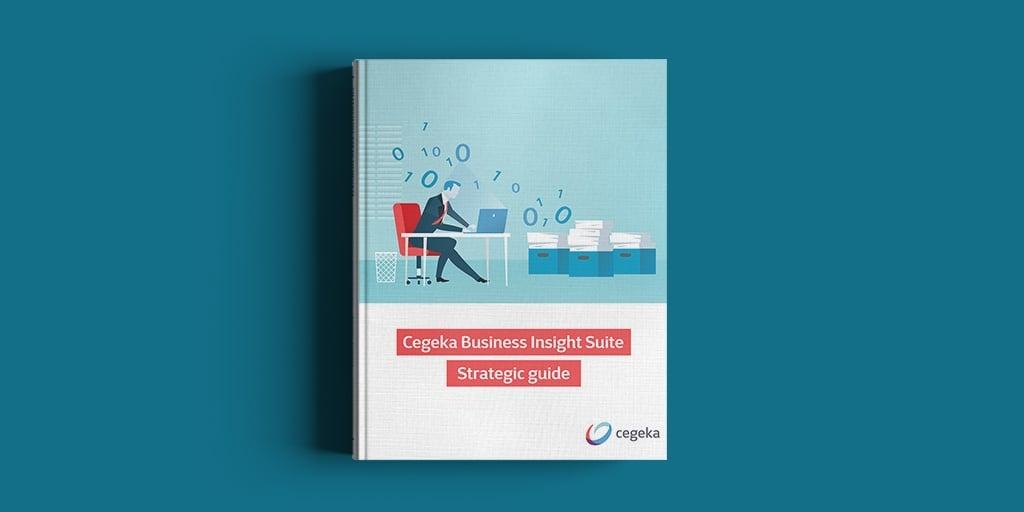 Waarom kiezen voor Cegeka Business Insight Suite?