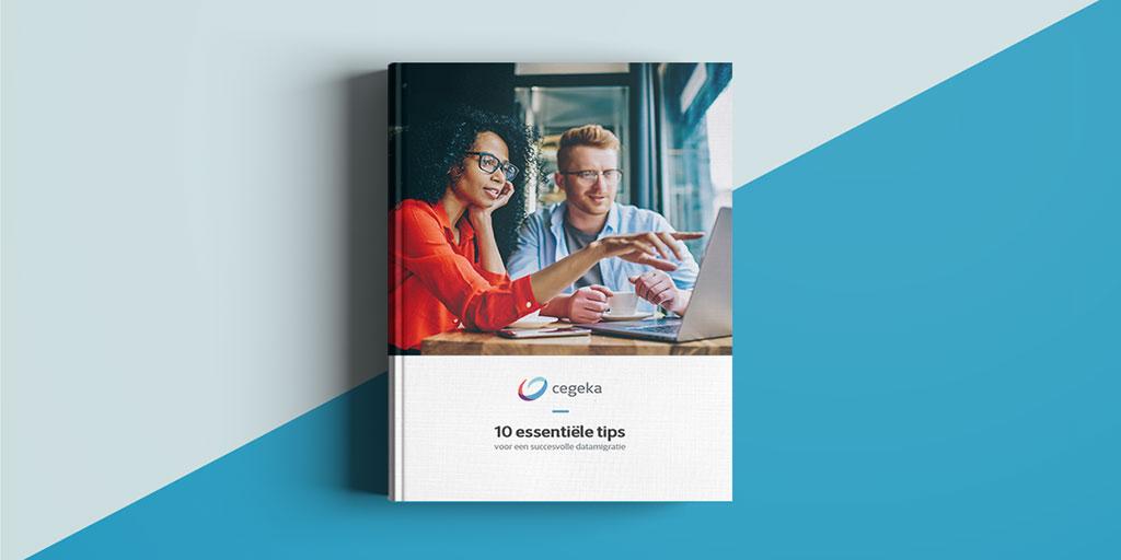 Whitepaper 10 essentiële tips voor een succesvolle datamigratie