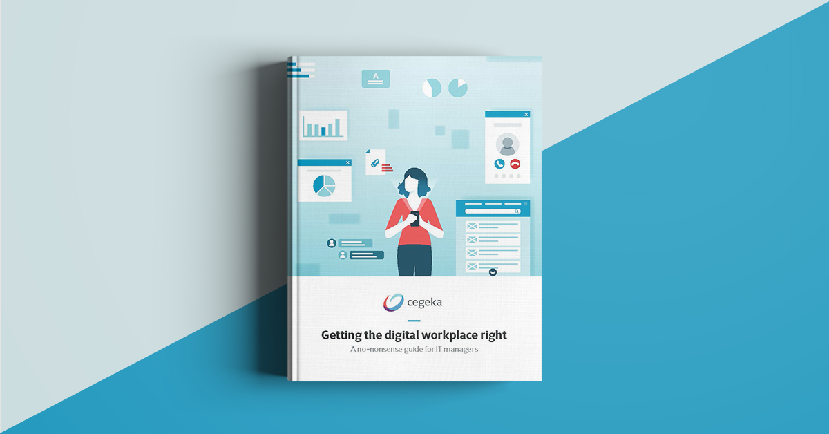Getting the digital workplace right - Ebook
