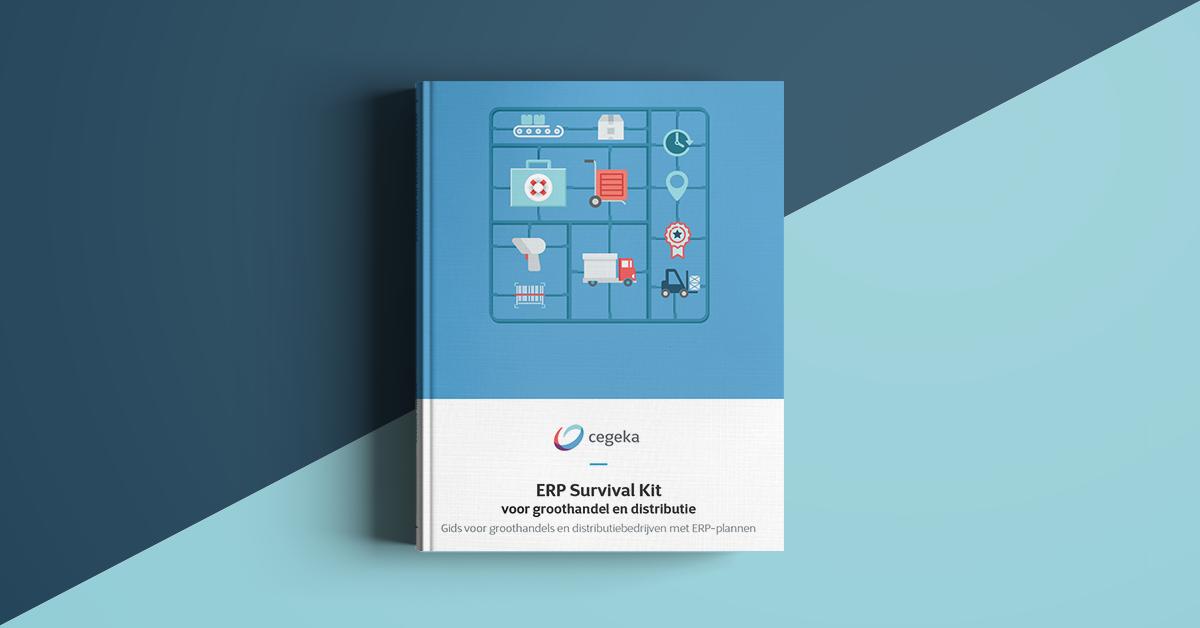 ERP Survival Kit voor groothandel en distributie
