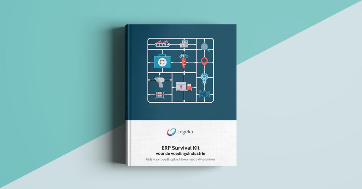 ERP Survival Kit voor de voedingsindustrie