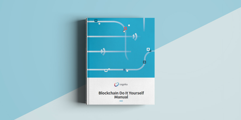 Cegeka launches blockchain DIY manual for companies