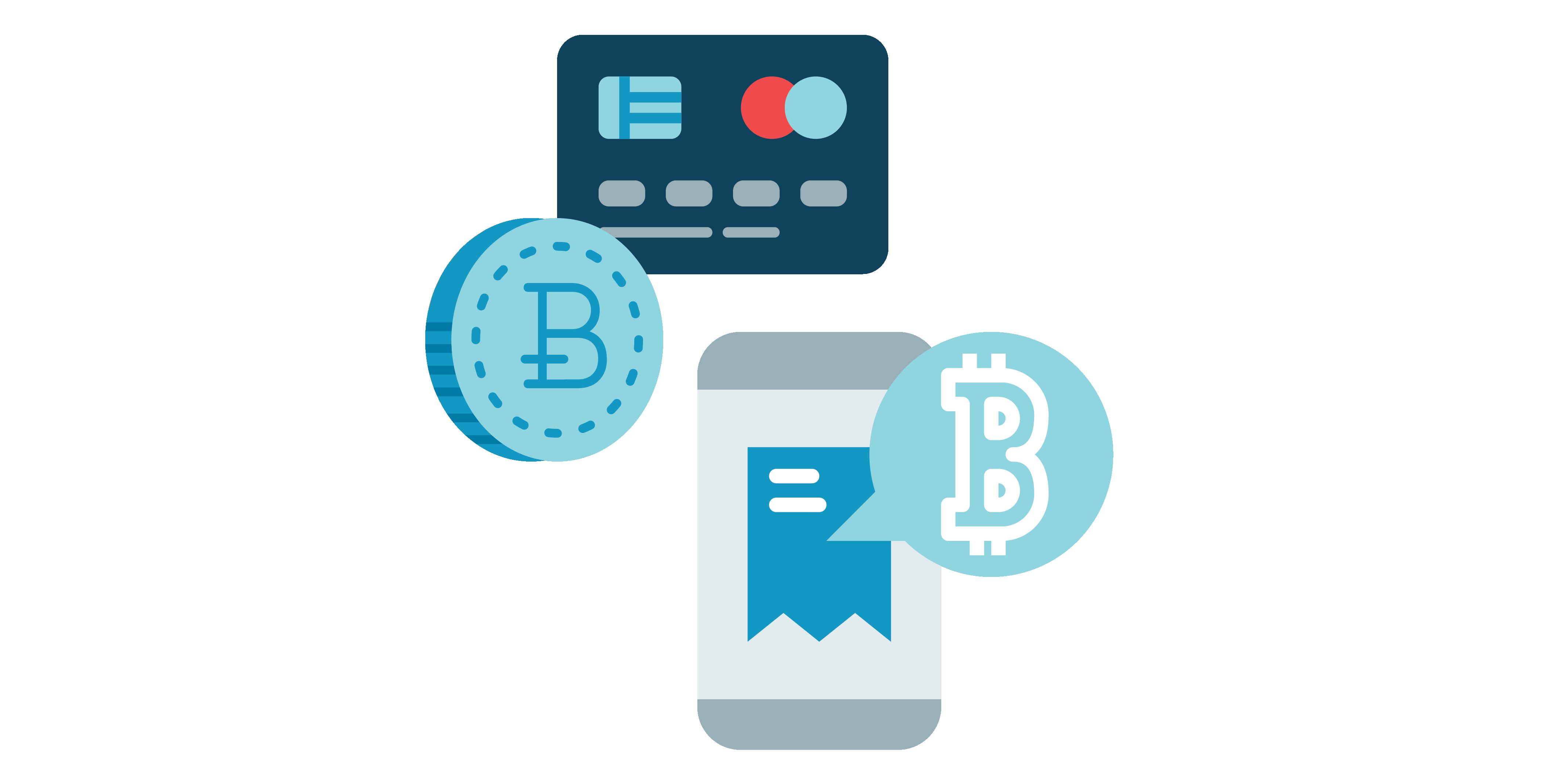 Hoe betalen met bitcoin? Bekijk het in AR!