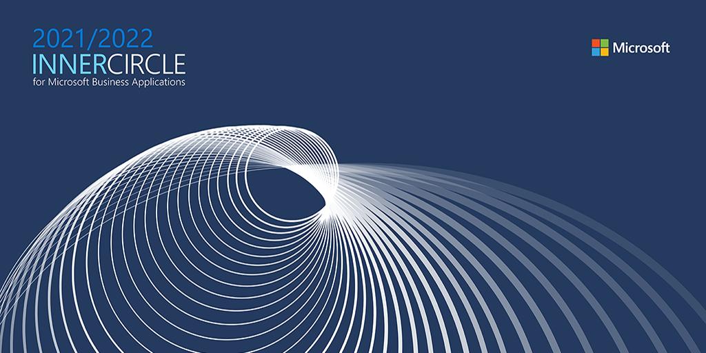 Cegeka behaalt voor vierde keer Inner Circle Award van Microsoft Business Applications