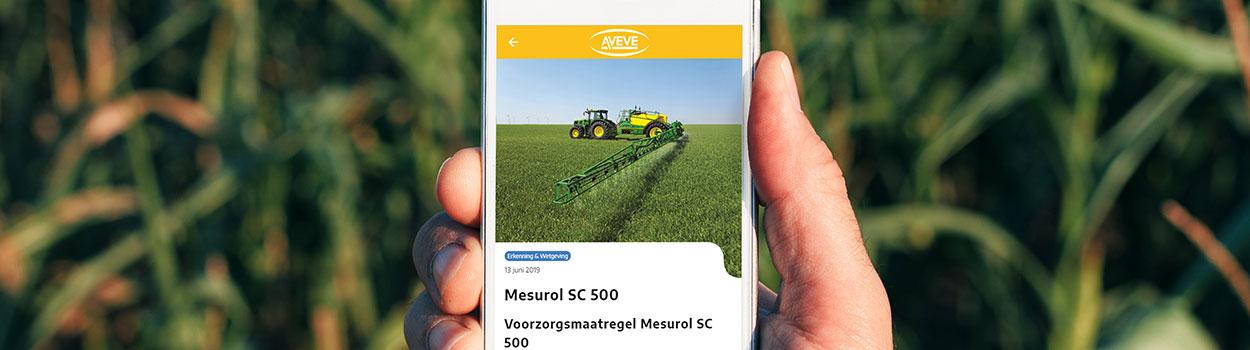 Arvesta entwickelt einzigartigen 'Agrarexperten' zusammen mit Cegeka