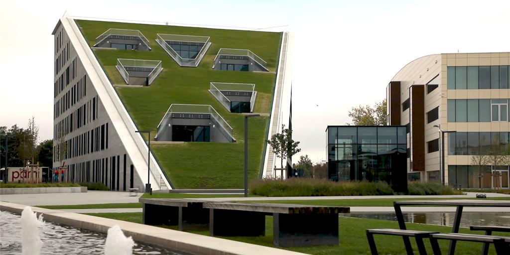 Cegeka breidt uit met Corda 3 gebouw op Corda Campus