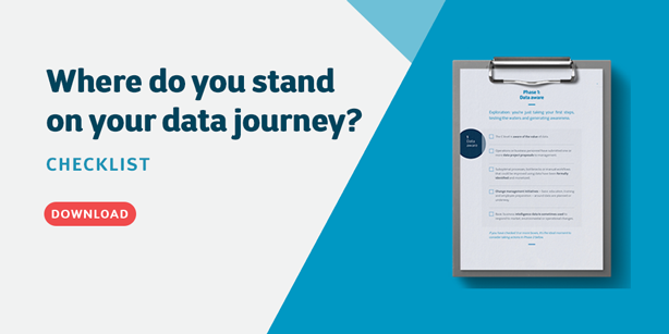 Checklist data maturity