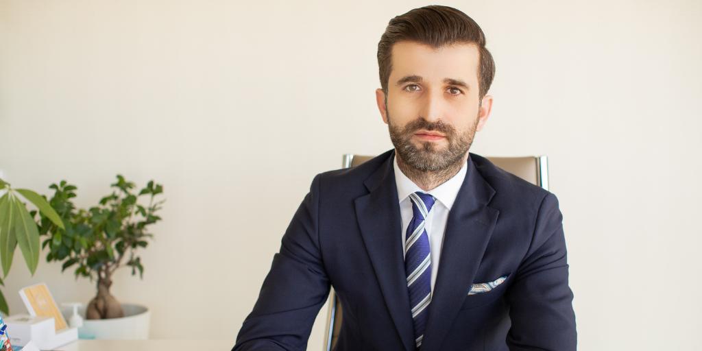 Top 100 Young Managers - Ovidiu Pinghioiu