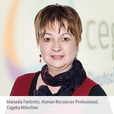 Wir stellen vor: Manuela Fentrohs - Recruiter bei Cegeka München