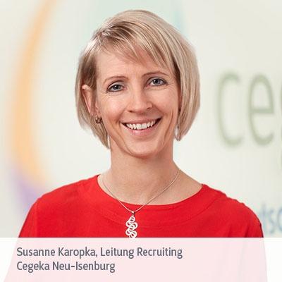Susanne Karopka im Interview