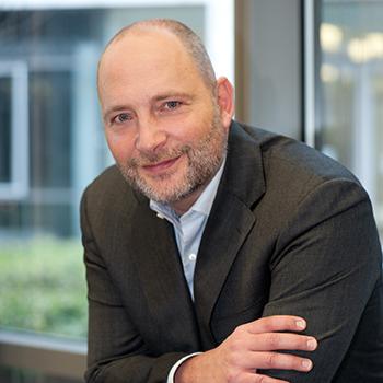 Winfried Hubrich, CFO