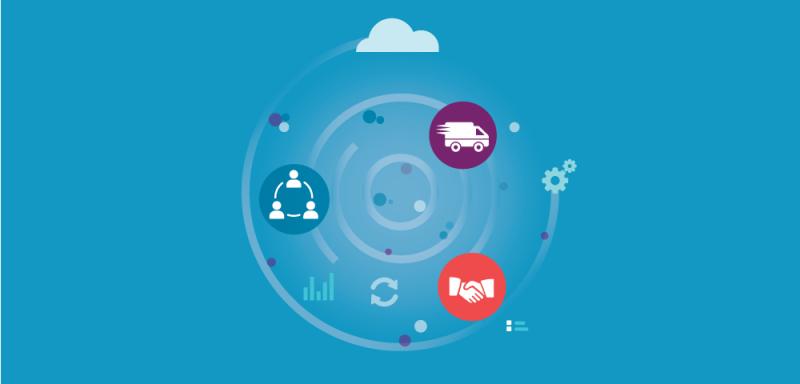 Grafik Cegeka Integration Services