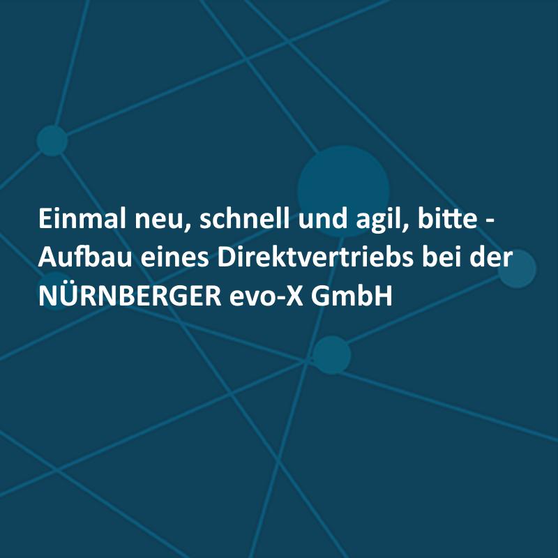 Praxistalk NÜRNBERGER evo-X und Cegeka auf dem Messekongress IT für Versicherungen