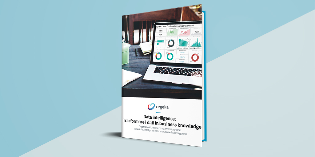 Scopri come trasformare i dati in Business Knowledge