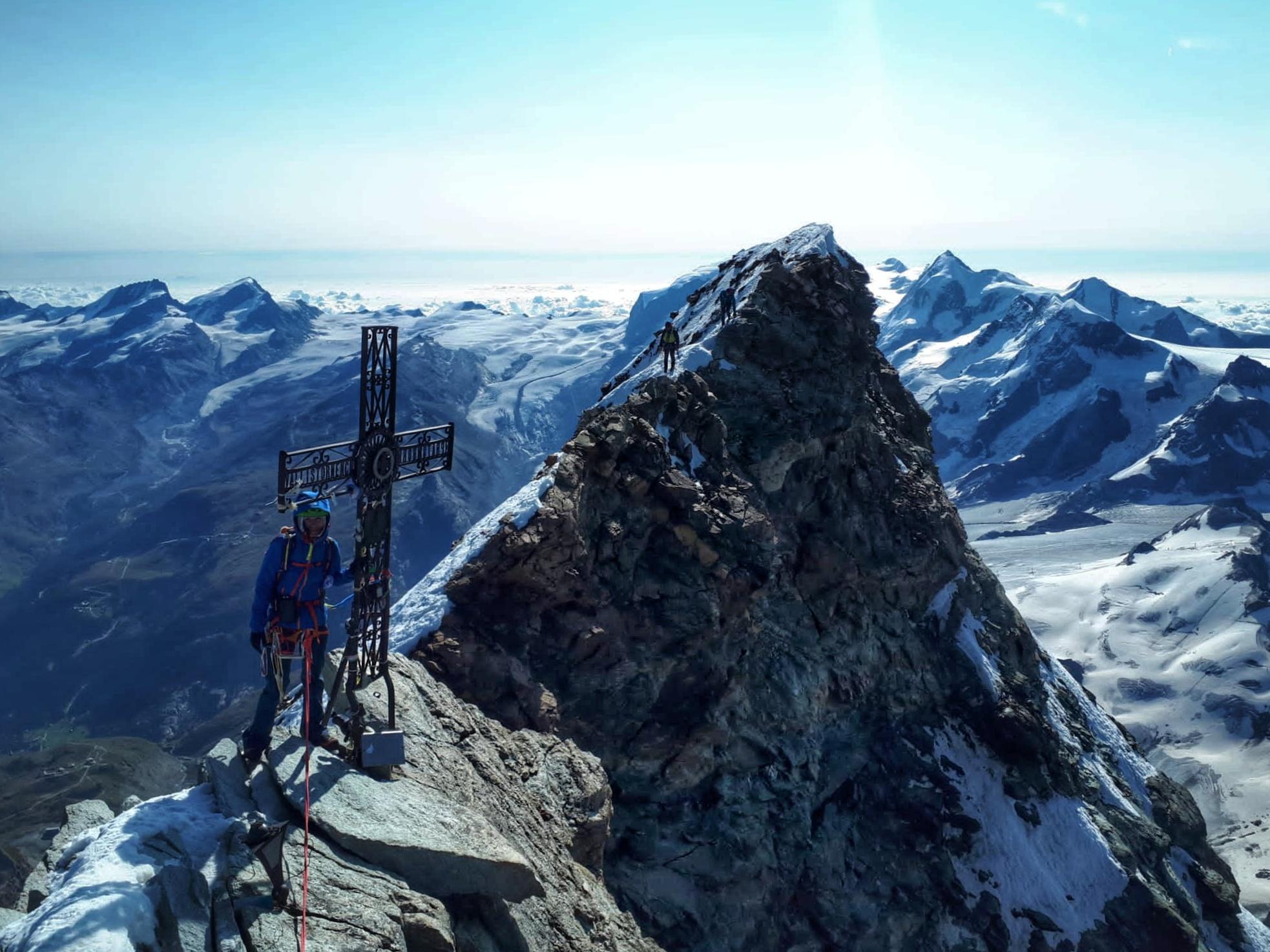 Matterhorne peak